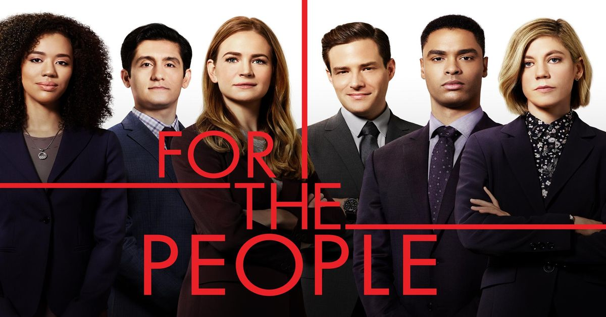 When Will For The People Season 3 Start? ABC Status, Release