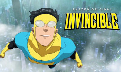 Invincible TV Show on Amazon Prime