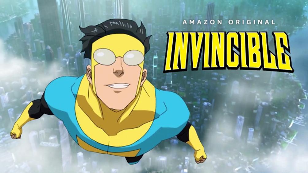 Invincible TV Show on Amazon Prime