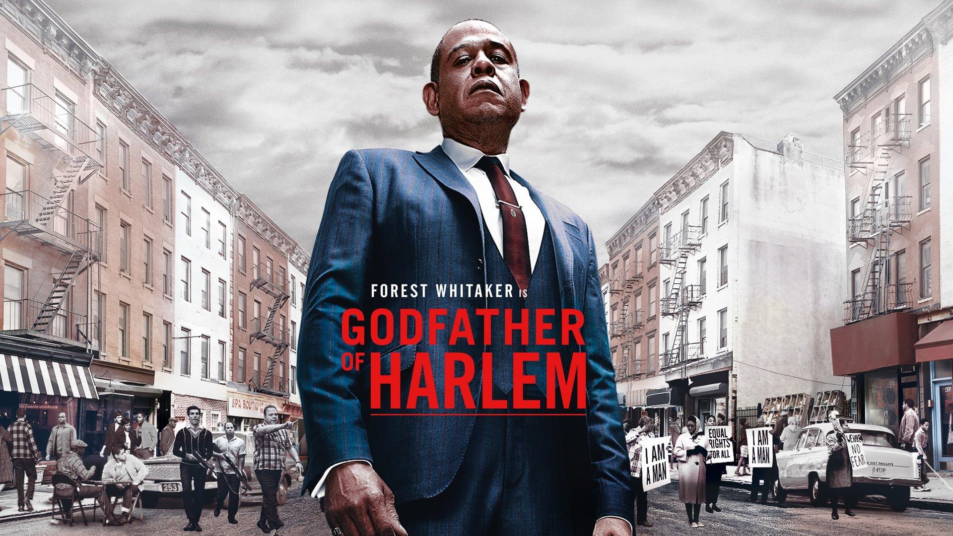 Godfather of Harlem on EPIX