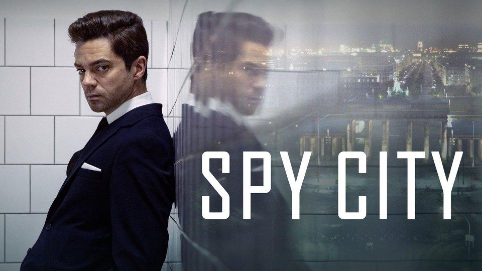 Spy City on AMC