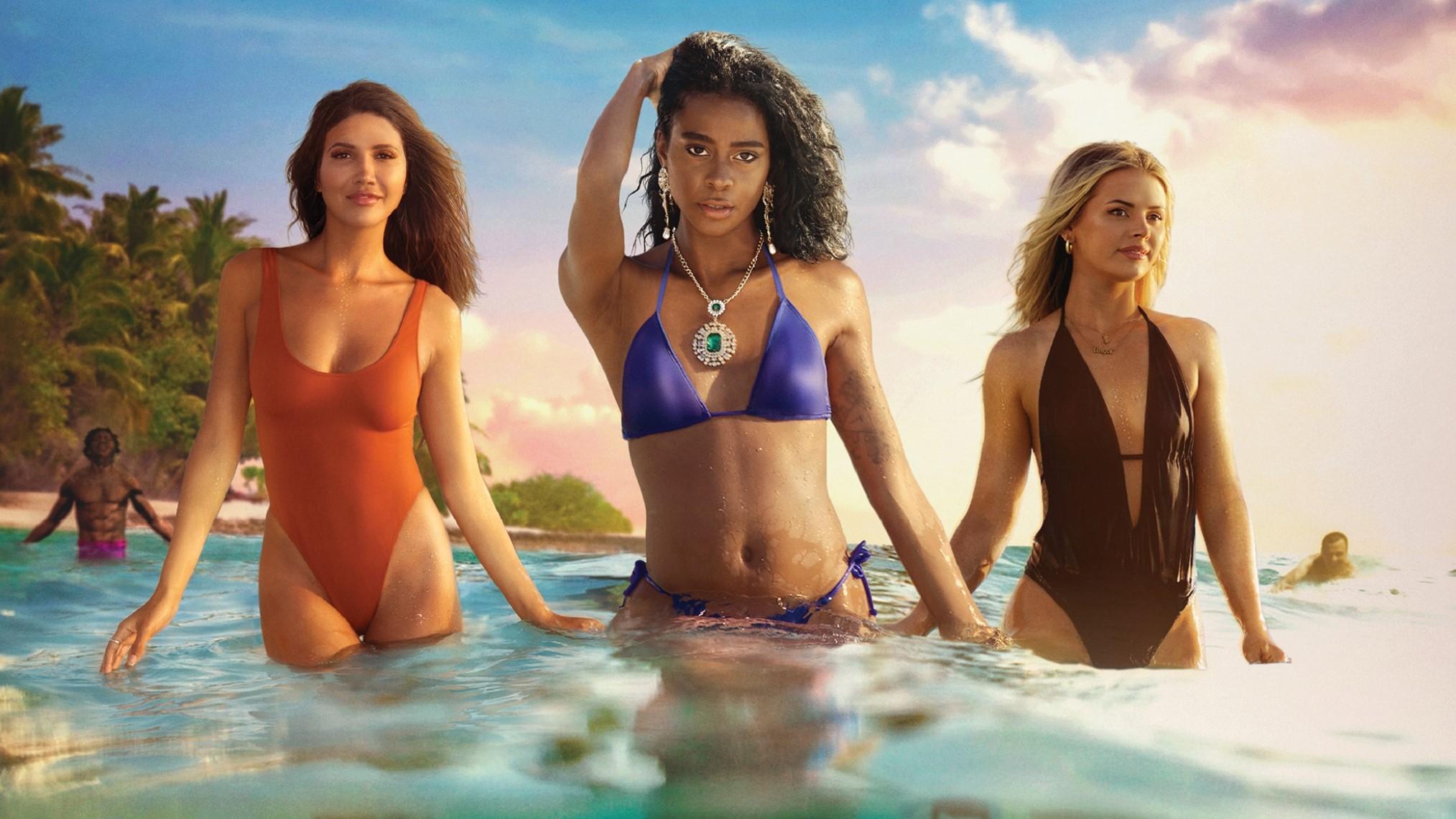 FBoy Island Season 1 on HBO Max