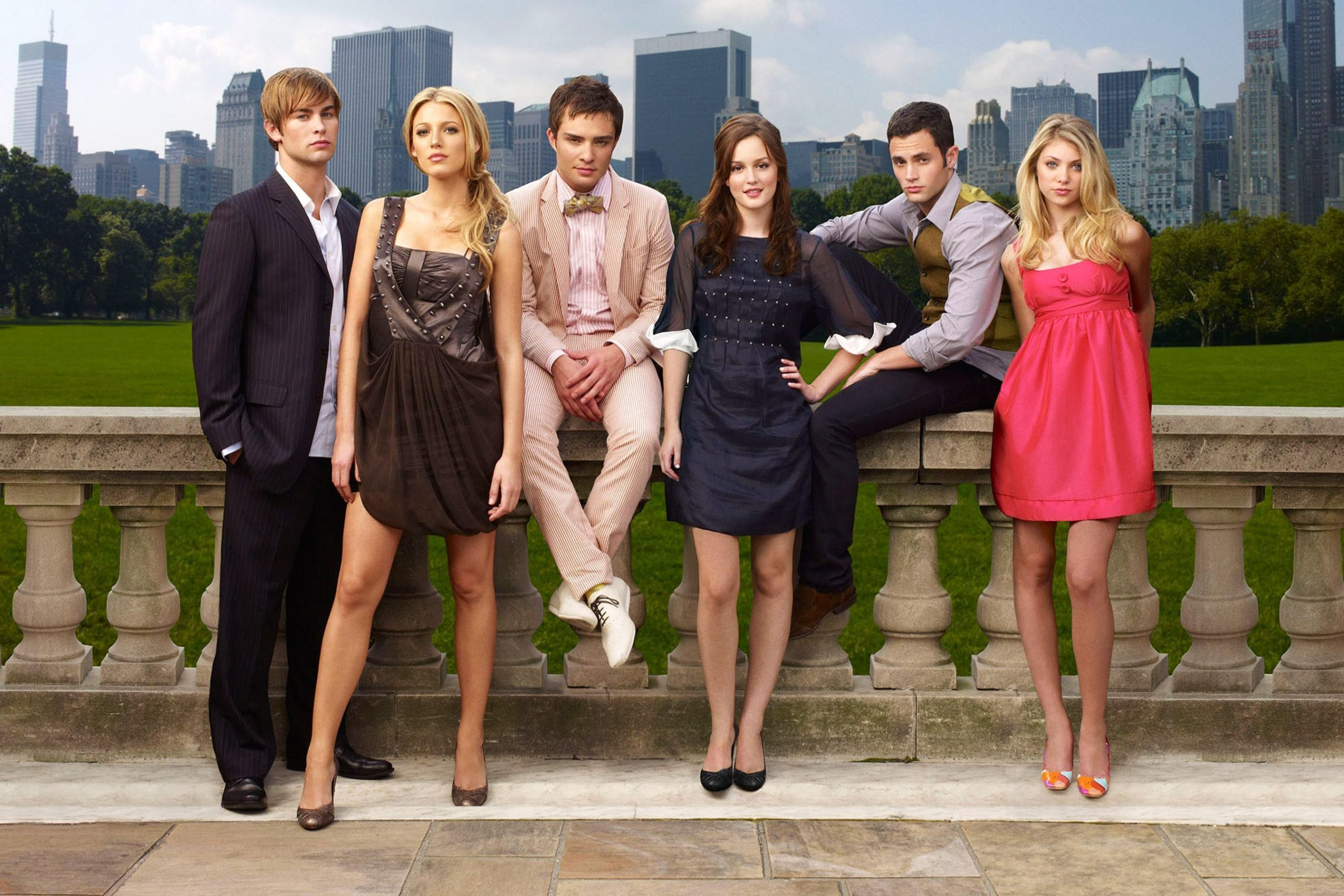 The New Gossip Girl on HBO Max