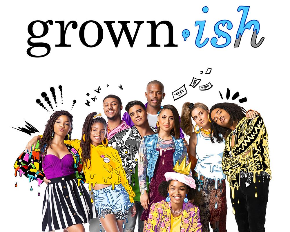 grown-ish season 4 on Freeform