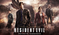 Resident Evil: Infinite Darkness on Netflix