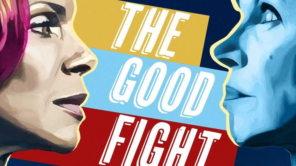 The Good Fight Season 6 on Paramount+