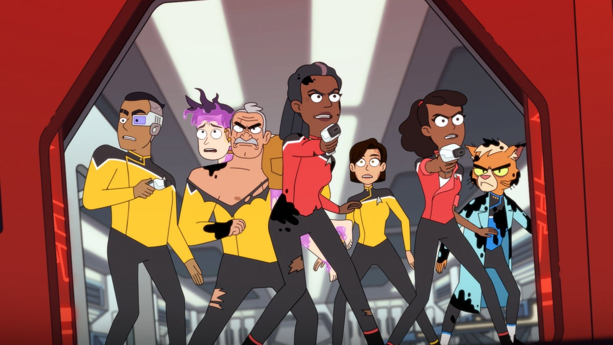 Star Trek: Lower Decks Season 2 on Paramount+
