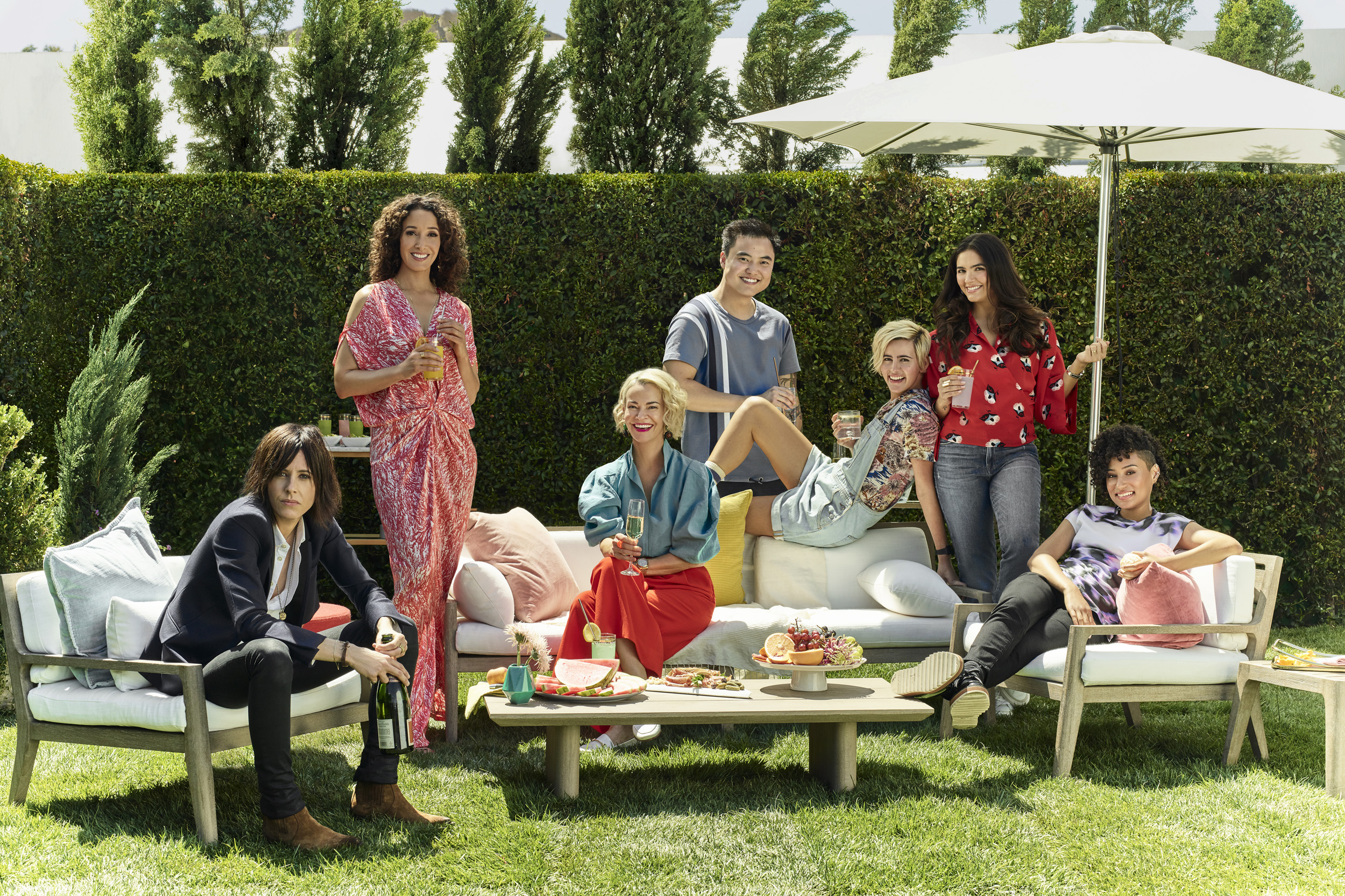 The L Word: Generation Q Season 2 on Showtime